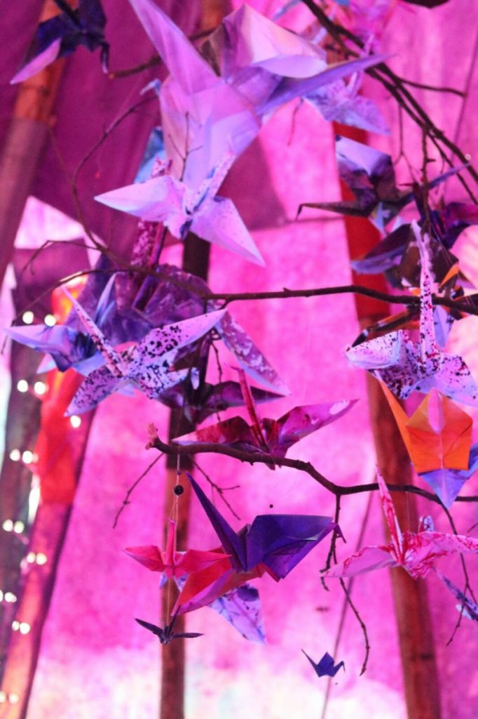 origami art Suzanne Dirne Studio Allegonda